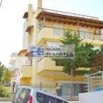 Πωλείται παραθαλάσσια καινούργια κατοικία 215 τ.μ. Πόρτο Ράφτη - Αττική
