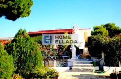 Sea view house for sale Attica - Lagonisi