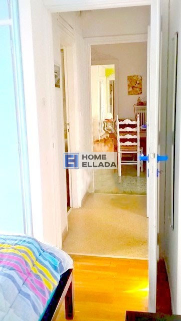 For sale in Athens - Neos Cosmos apartments with Acropolis view