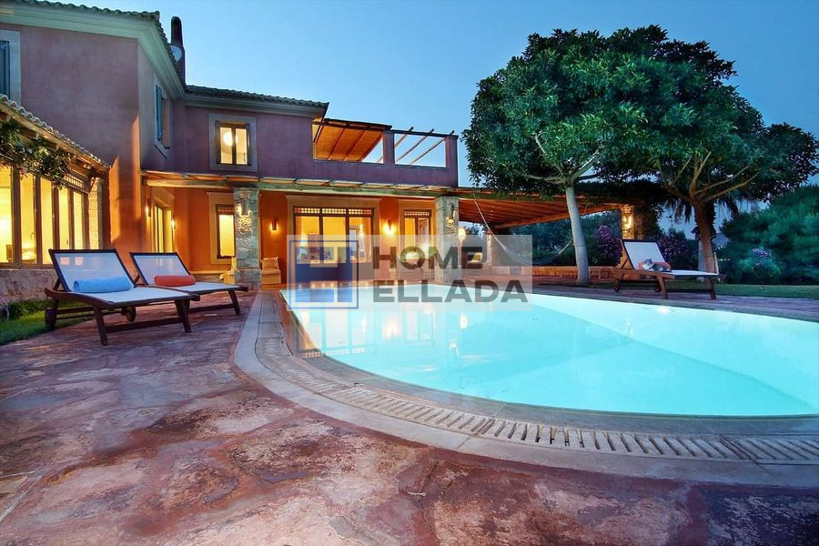 Rent - Villa by the sea for summer Vouliagmeni - Athens 420 m²