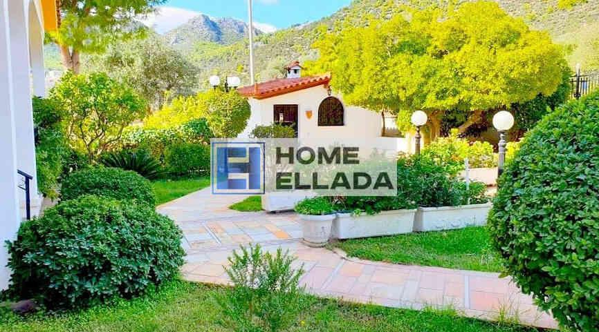 For Sale - House 280 m² and Land 4000 m² Attica - Keratea