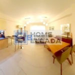 New apartment in Nea Smyrni-Athens 84 m² furniture, appliances