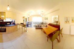 Новая квартира в Неа Смирни-Афины 84 м² мебель, техника