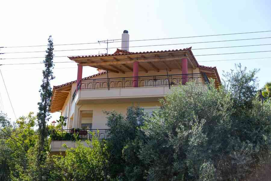 Sale - house with sea views 452 m² Voula - Athens