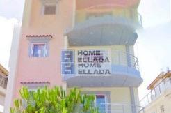 New apartment in Alimos Kalamaki 85 m² (Athens)