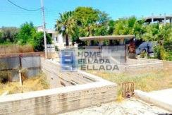 House for sale on the sea 420 m² Varkiza — Asirmatos