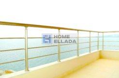 Продаётся новая квартира 120 м² - великолепный вид на море (Пирей)