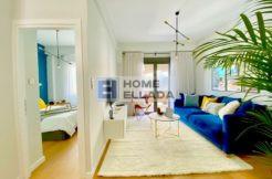 Продаётся квартира 69 м², центр Афины - Эксархия - Неаполи