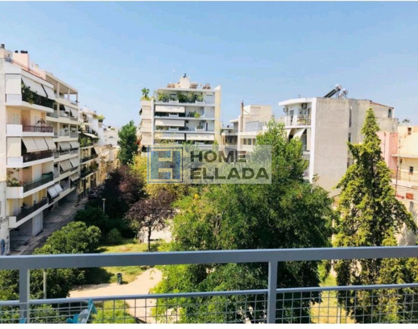 Продажа - Квартира у метро 40 м², в Панграти (Афины)
