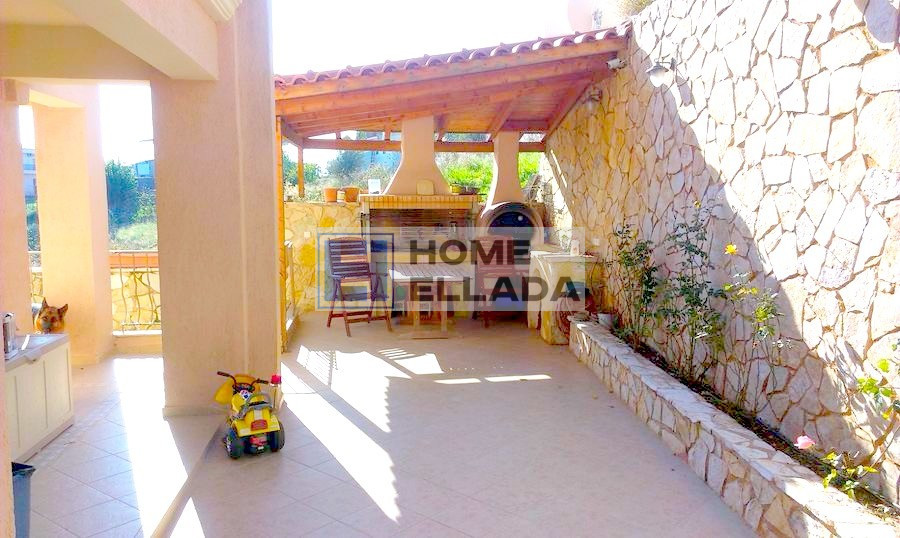 Sale. New house in Polydendri Attica 223 m²