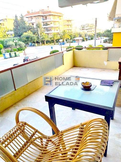 Продажа - Квартира 40 м² у моря в Като Вула (Афины)