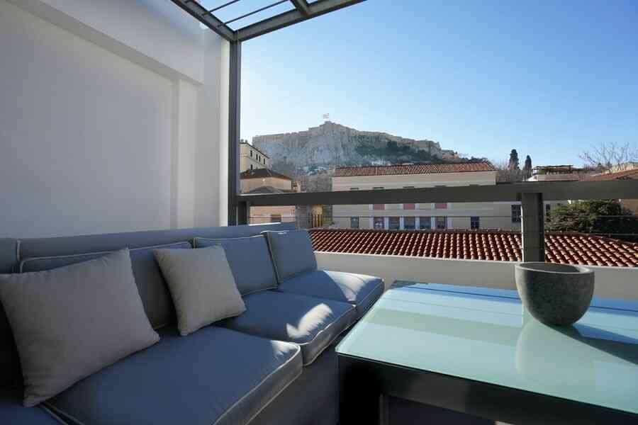 Sale - Apartment 164 m² Acropolis (Athens) historic center