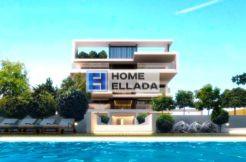 Apartment 140 sq.m in Elliniko (Athens)