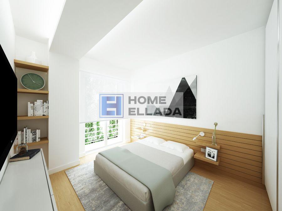 Πώληση - νέο κτίριο στην Αθήνα (Γλυφάδα Γκολφ) διαμέρισμα 51 τ.μ.