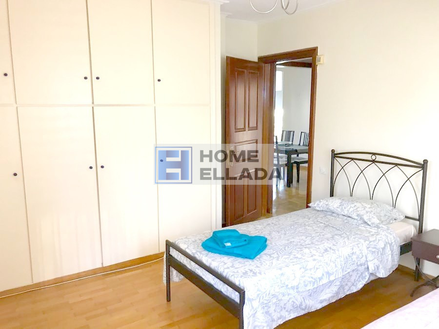 Rent - apartment in Athens (Voula - Center) 100 m²
