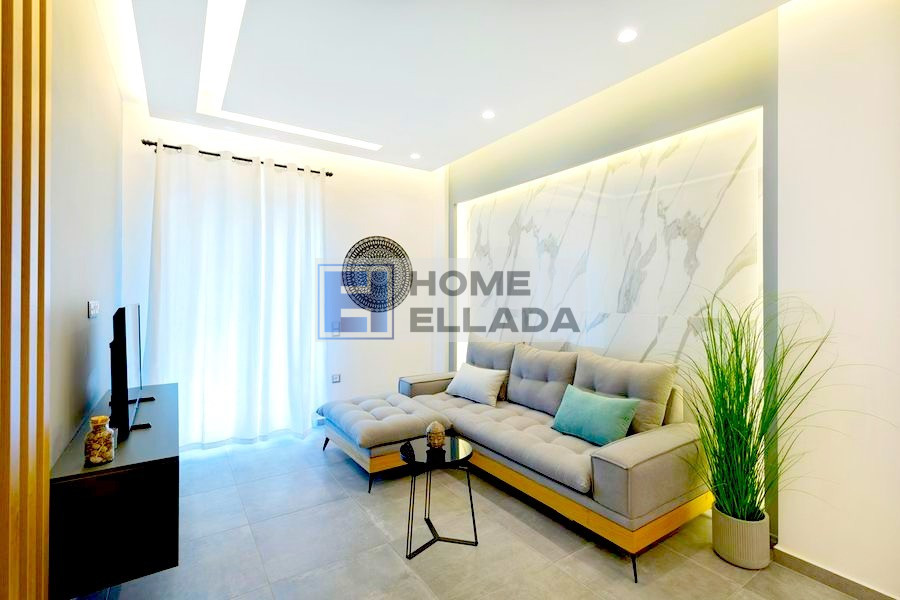 Sale - apartment by the subway in Athens (Ambelokipi) 70 m²