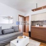 For rent - furnished apartment in Athens (Voula - Center) 55 m²