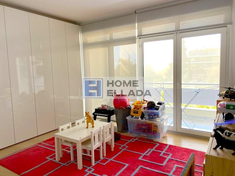 Πродажа - роскошная квартира у моря Афины (Глифада Като) 265 м²