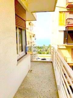 Πώληση - διαμέρισμα δίπλα στη θάλασσα της Αθήνας (Παλαιό Φάληρο - Εδέμ) 103 τ.μ.