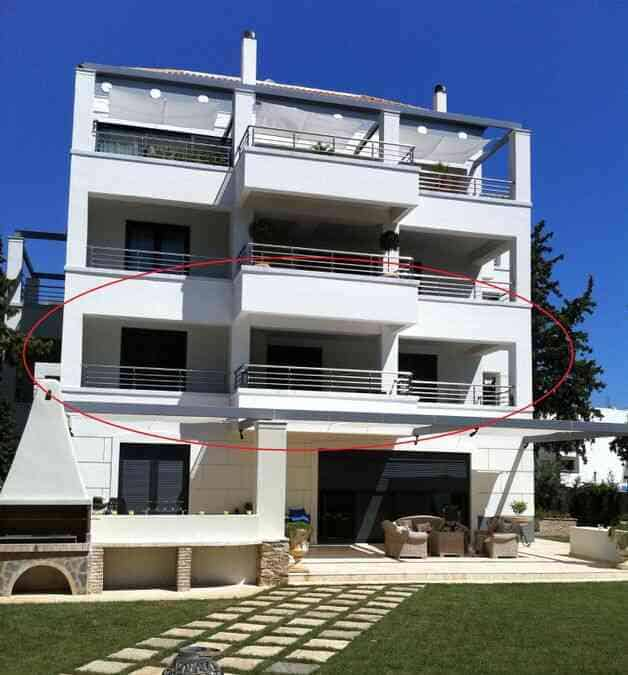 For Sale - Apartment Glyfada (Athens) 114 m²