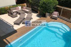 Аренда - дом у моря в Лагониси (Аттика) 175 м²