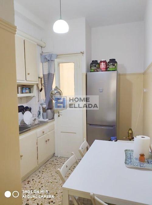 Πώληση - διαμέρισμα στην Αθήνα κοντά στο μετρό (Hilton - Zografu) 54 τ.μ.