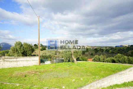 Sale - house 630 m² - plot 4000 m² Agia Marina Attika