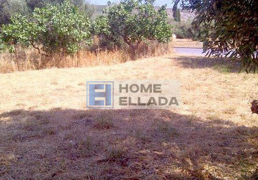 Sale - land plot 228 m² by the sea in Athens (Vari - Varkiza)