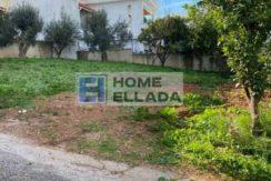 Sale - land plot 227 m² by the sea in Athens (Vari - Varkiza)