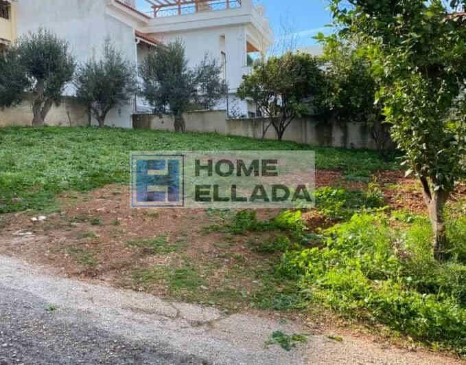 Πώληση - οικόπεδο 227 τ.μ. δίπλα στη θάλασσα στην Αθήνα (Βάρη - Βάρκιζα)