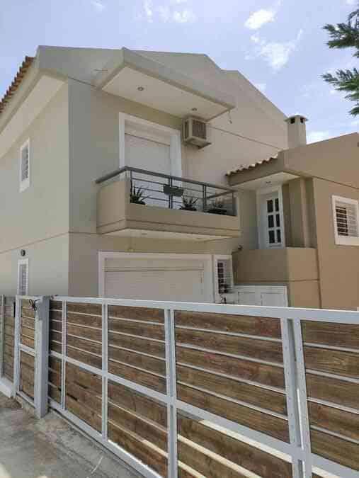 Rent - real estate, house by the sea Athens (Vari-Varkiz)